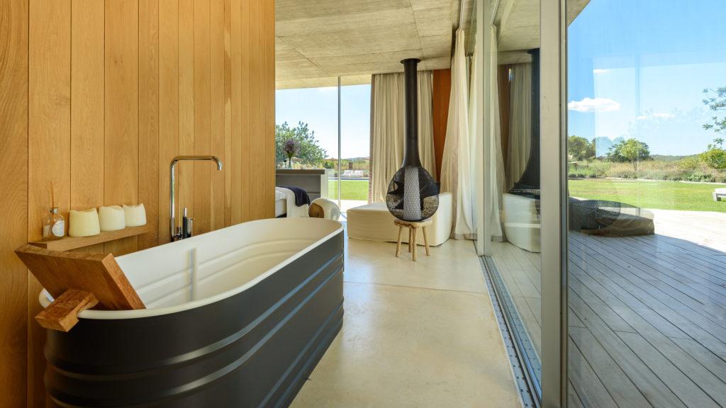 Hallway Los Villa Ibiza Room Amigos