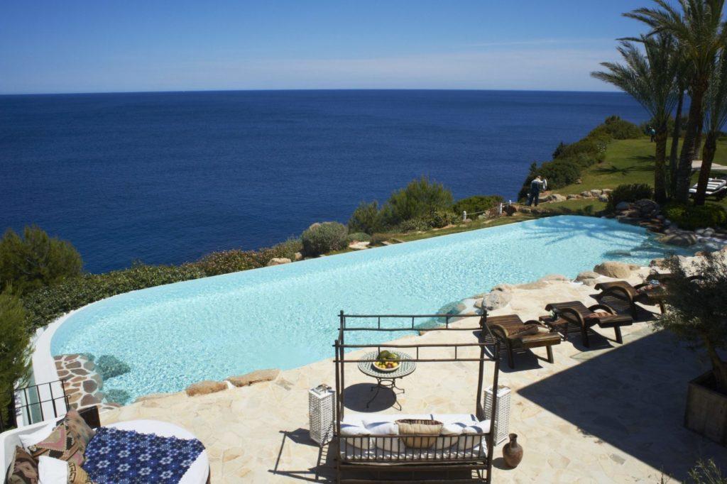 Holiday Villas Ibiza Main Guest House Pool 2