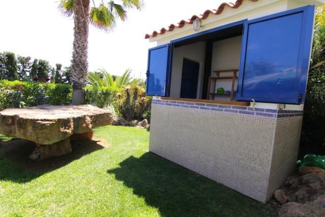 Hut Outdoor Ibiza Villa Kiosk