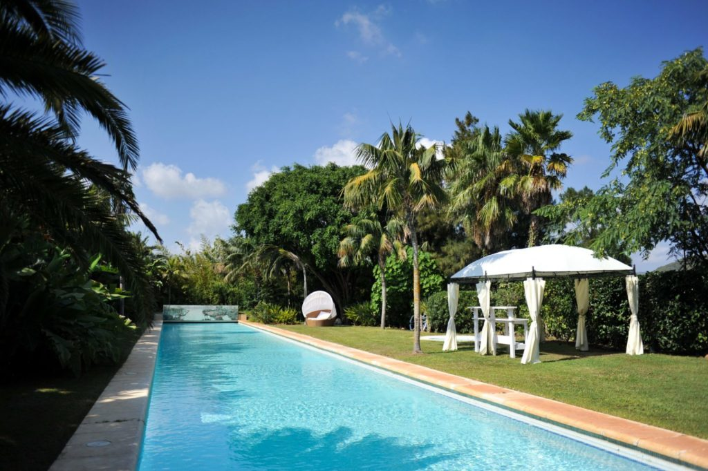 Ibiza Afternoon Pool And Bar