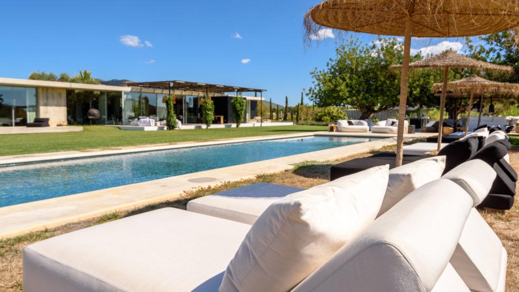 Ibiza Amigos Pool Villa Garden Los