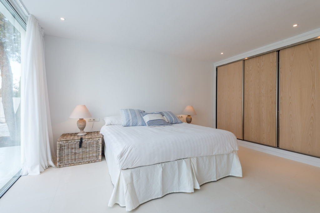 Ibiza Bedroom Villa Minimal Luxury Modern Spacious