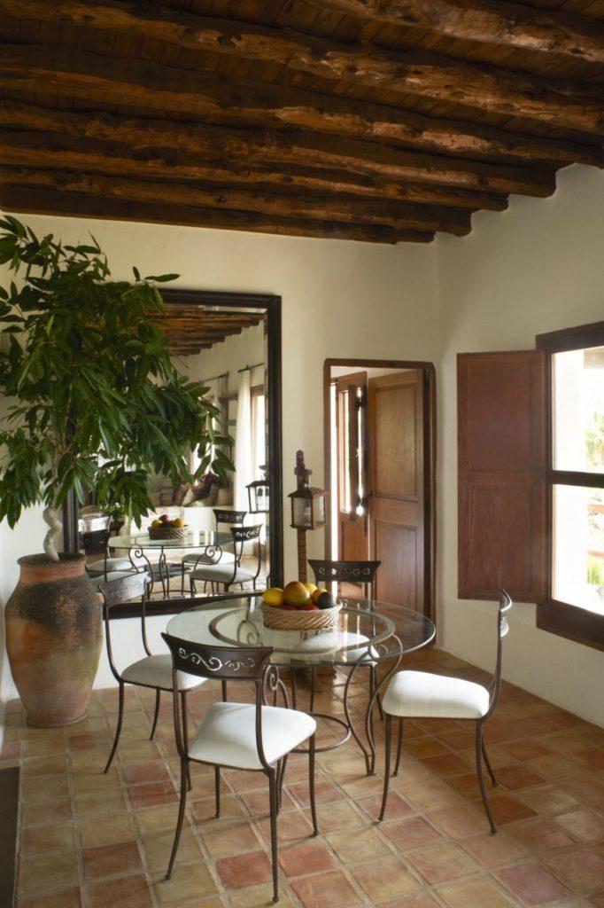 Ibiza Buena Casita Dining Room