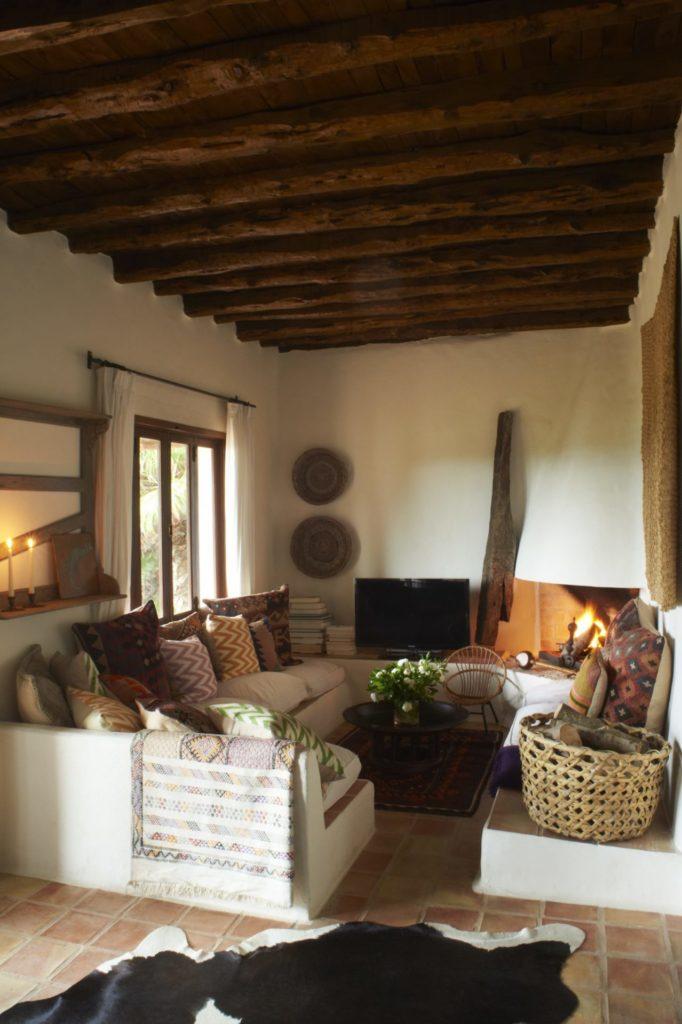 Ibiza Buena Casita Living Room