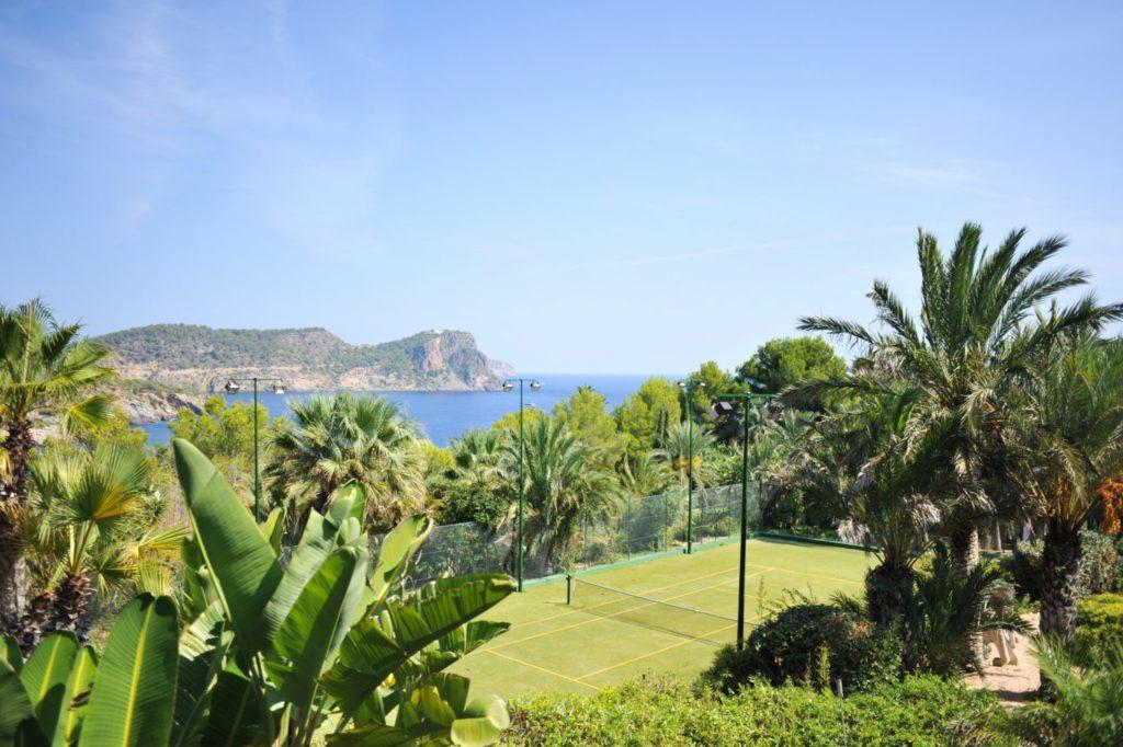 Ibiza Buena Casita View And Tennis