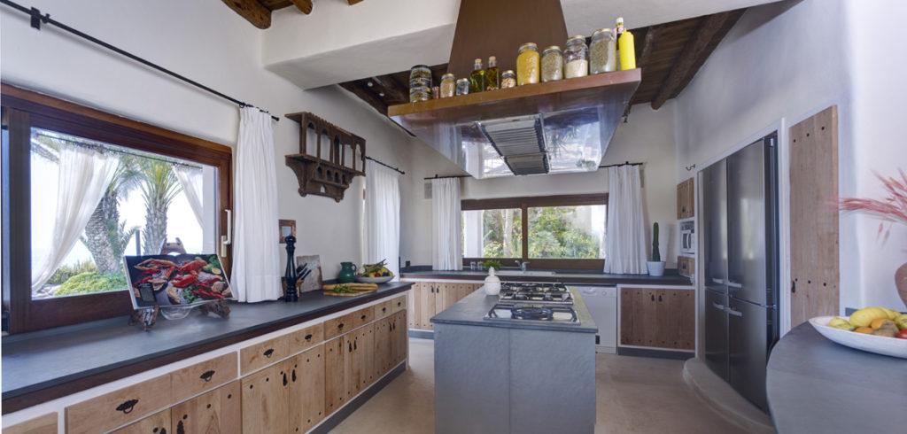 Ibiza Family Villas Kitchen