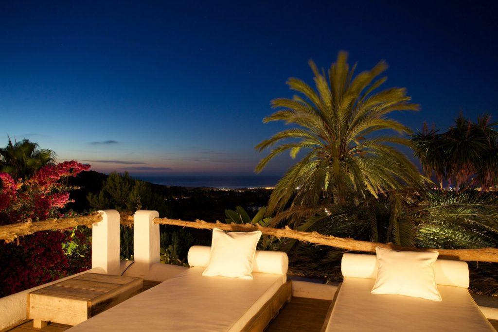 Ibiza Finca Rental Pool