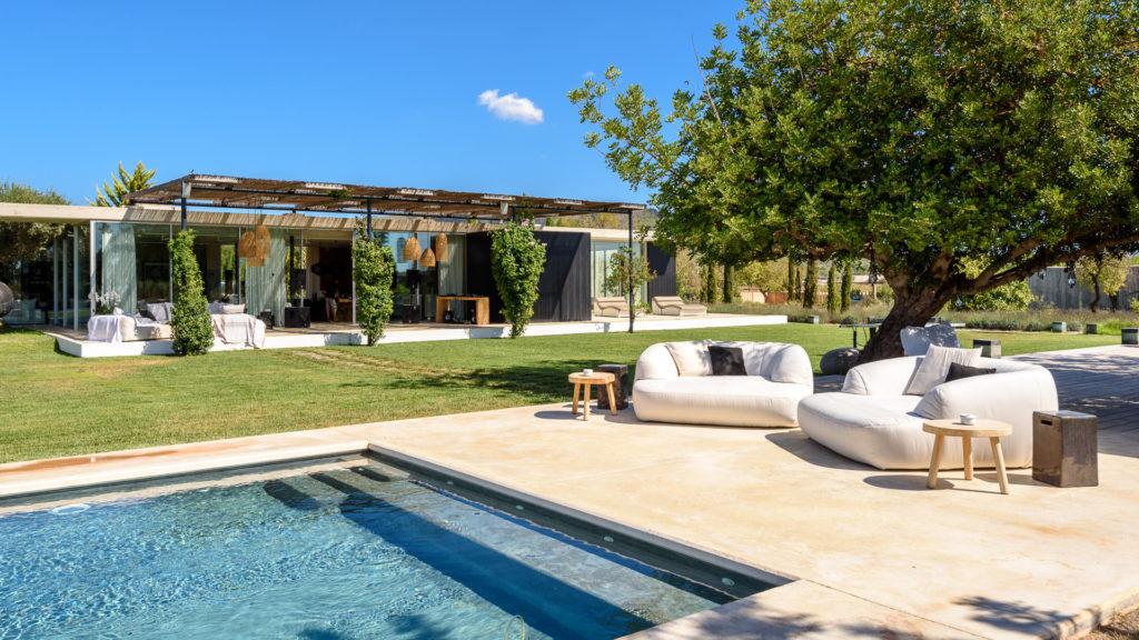 Ibiza Garden Los Amigos Pool Villa