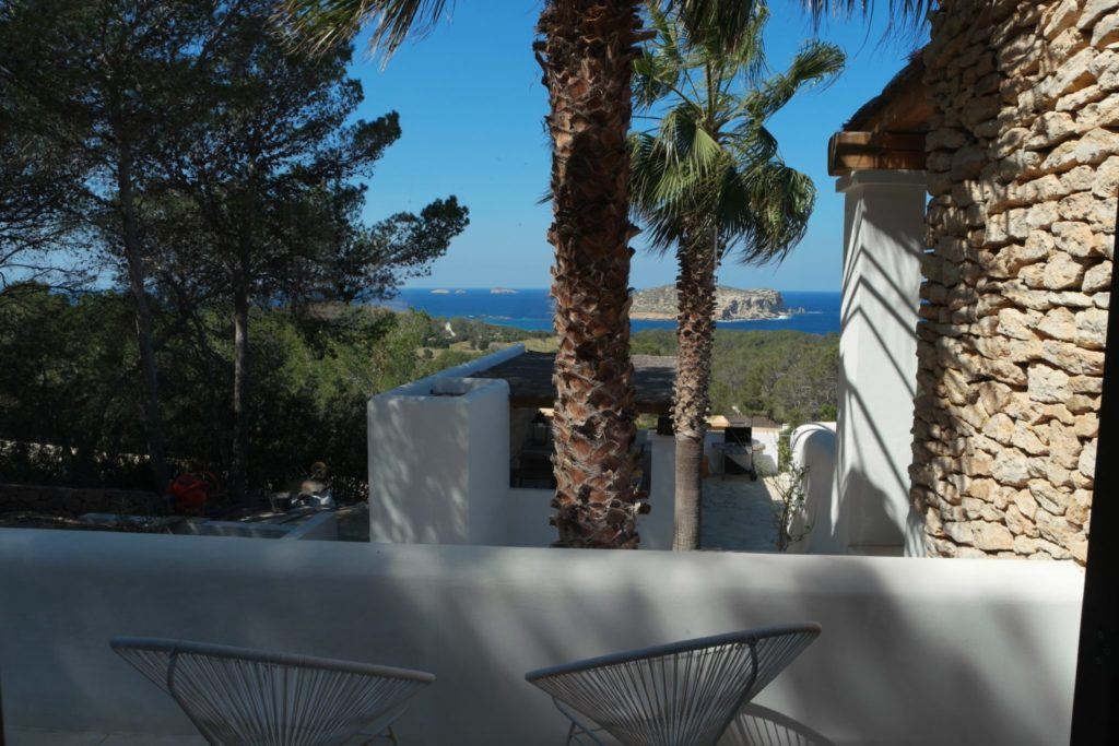 Ibiza Holiday Villas With Pool And Sea View