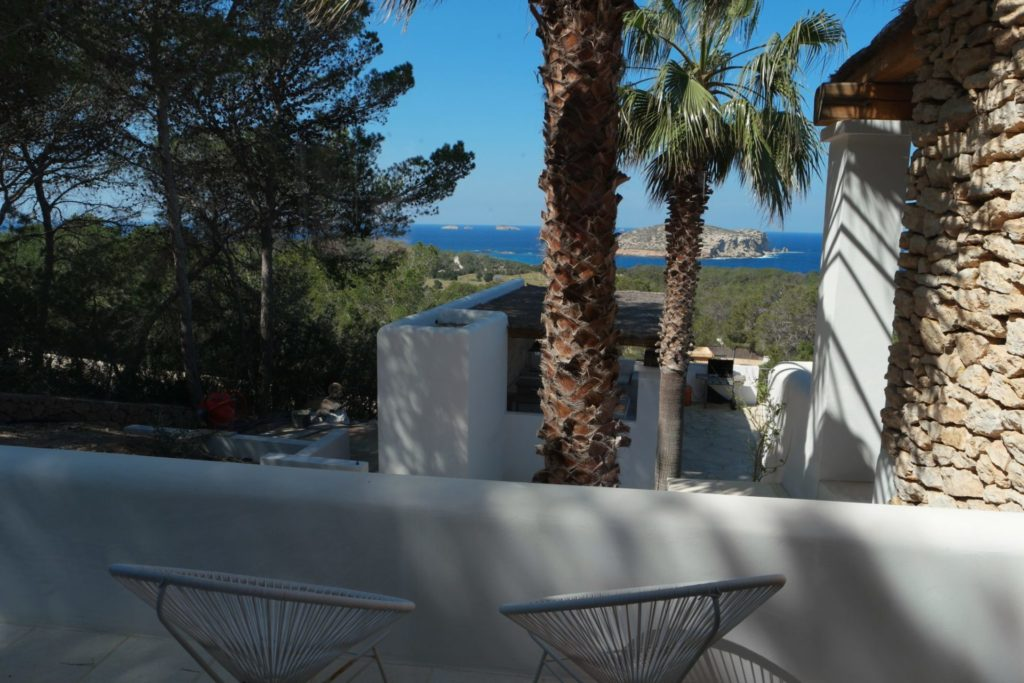 Ibiza Holiday Villas With Pool And Sea View Real Estate