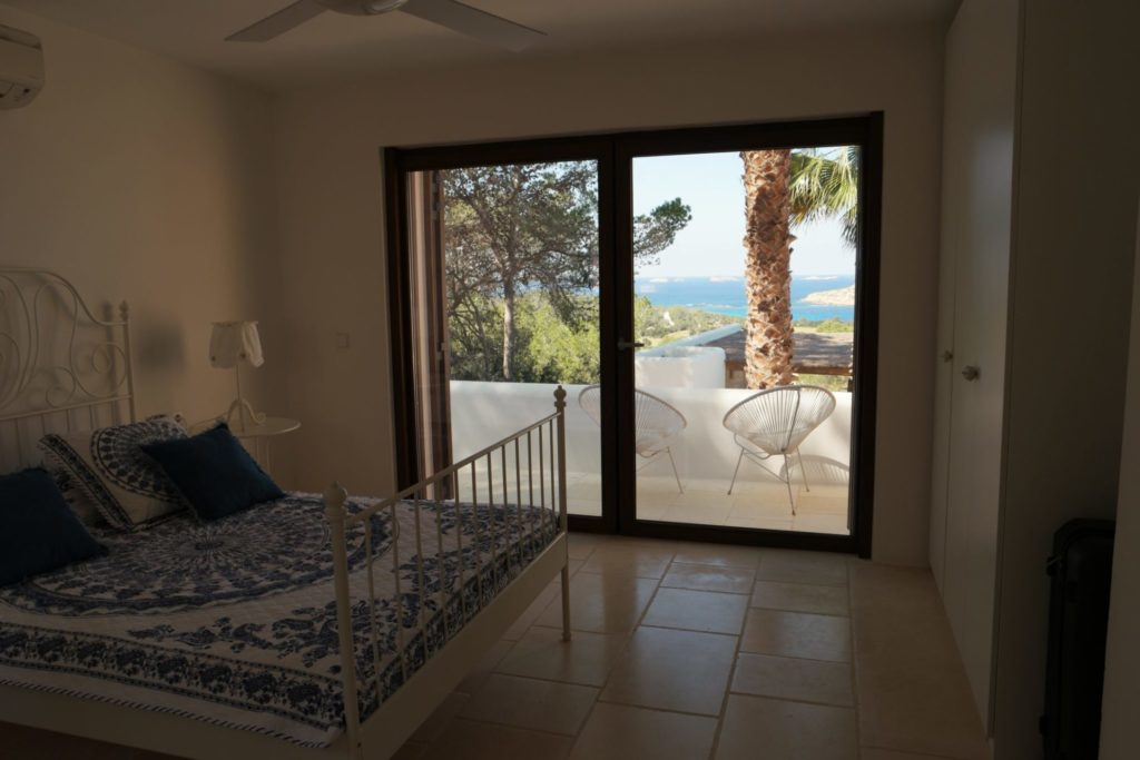 Ibiza Holiday Villas With Pool Sea View