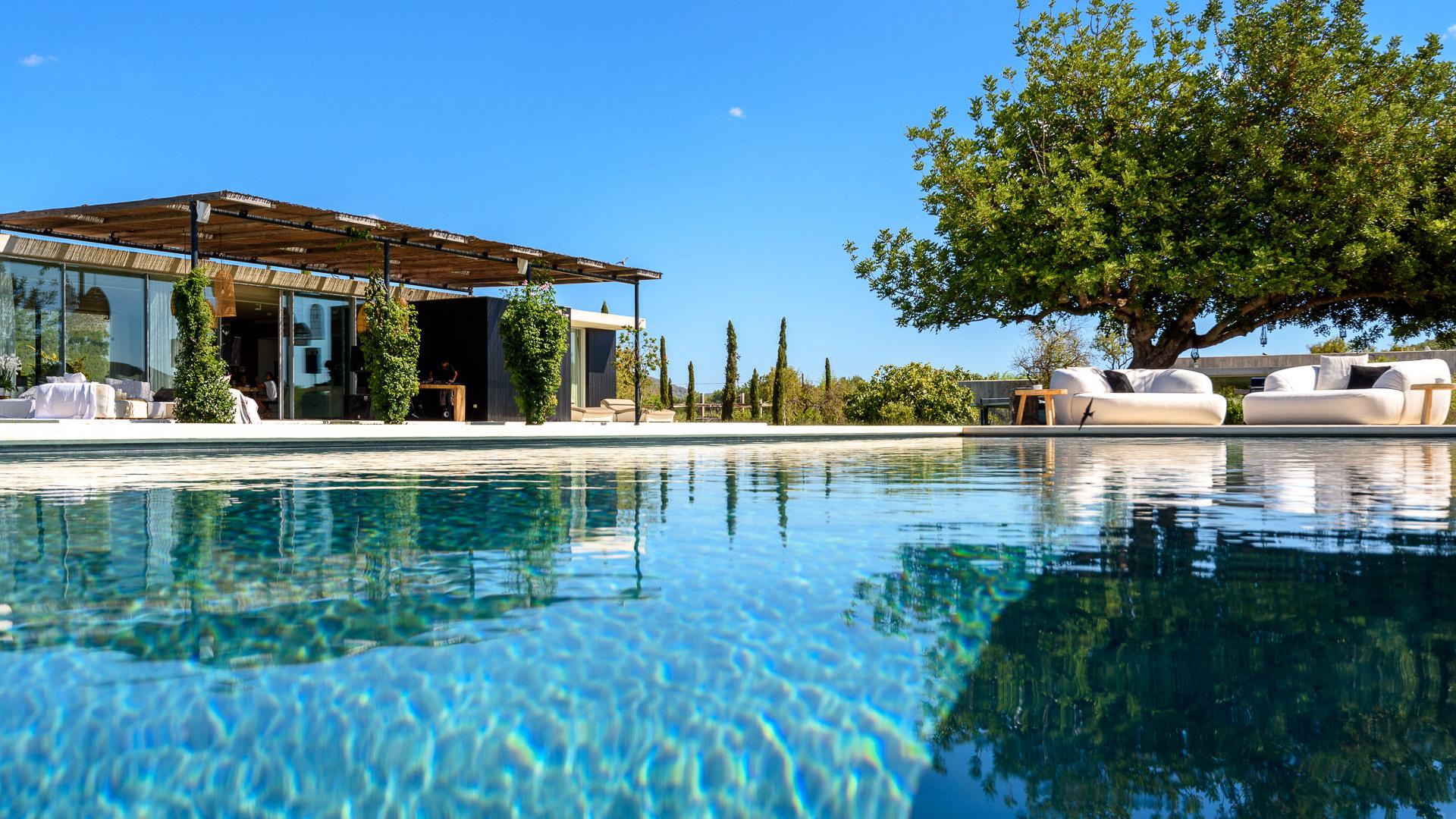 Ibiza Los Amigos Pool Villa Garden