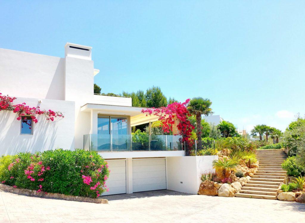 Ibiza Private Villas Villa Esteban White Stone