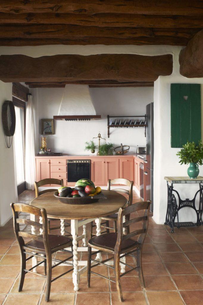 Ibiza Private Villas Buena Vista House Kitchen