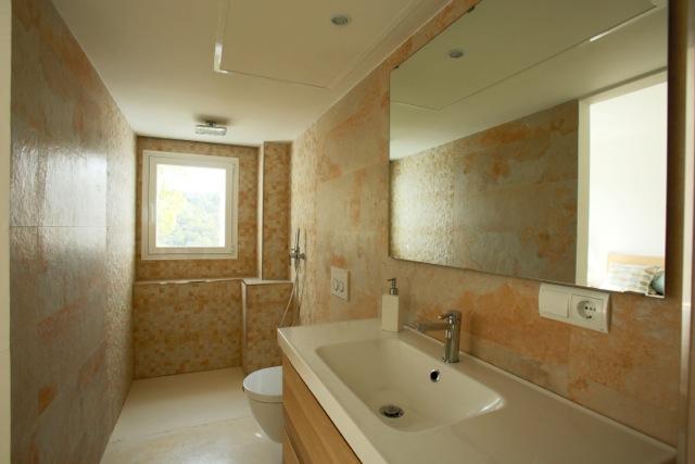 Ibiza Villa Bathroom Gorgeous View