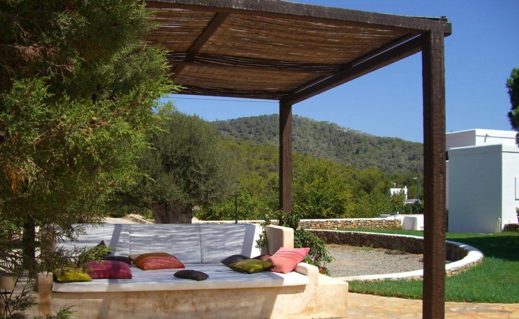 Ibiza Villa Chill Out Spot Sun Relax
