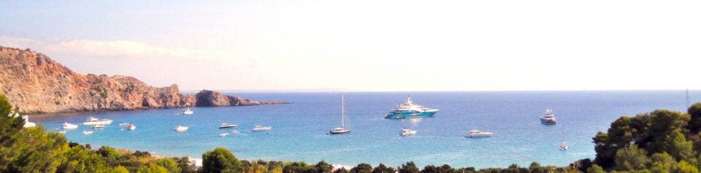 Ibiza Villa Exclusive Luxury Rica Bay View With Yachts