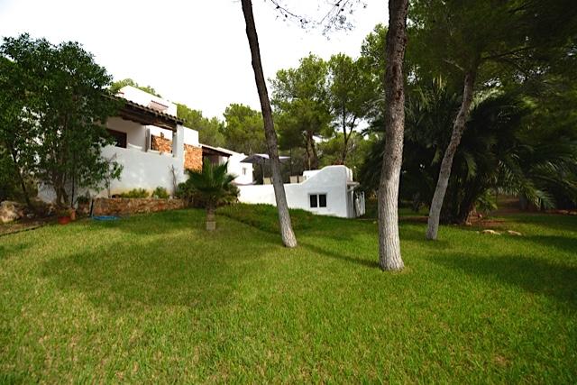 Ibiza Villa Green Garden