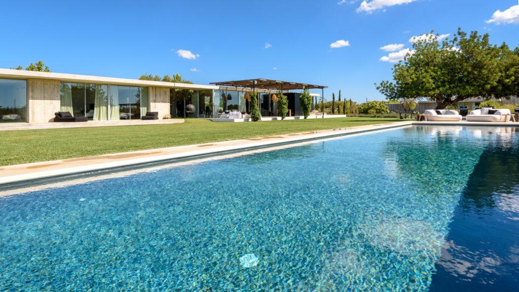 Ibiza Villa Los Amigos Pool