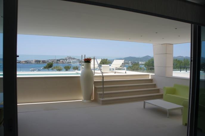 Ibiza Villa Outdoor Views