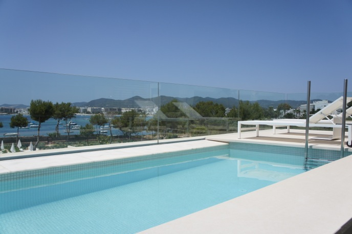 Ibiza Villa Pool Chillout View Relax