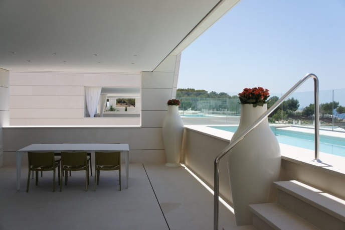 Ibiza Villa Pool Outdoor Exclusive Modern Chic Stylish Luxury