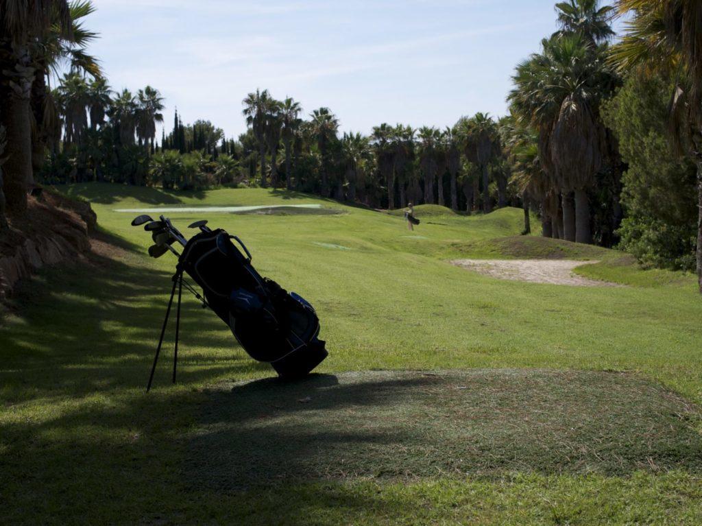 Ibiza Villa Rentals Luxury Blue Bay Par 3 Golf Court