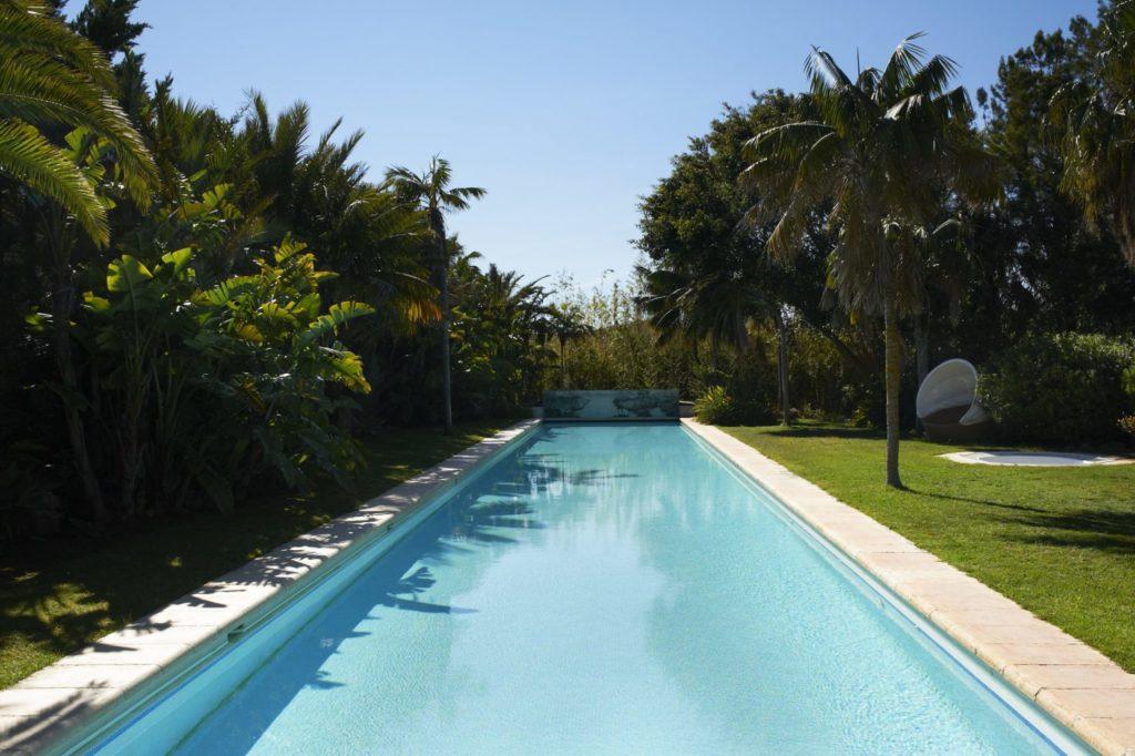 Ibiza Villa Rentals Luxury Blue Bay Pool