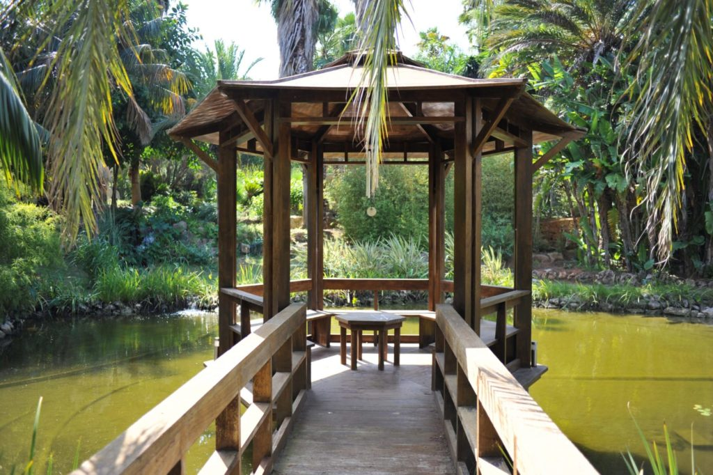 Ibiza Villa Rentals Luxury Blue Bay Zen Pagoda