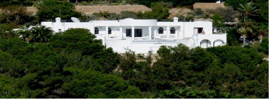 Ibiza Villa Rica Distant View