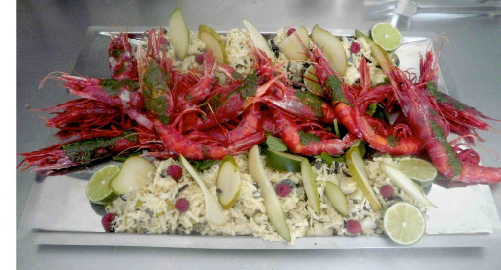 Ibiza Villa Rica Food Salad Fresh Delicious Chef