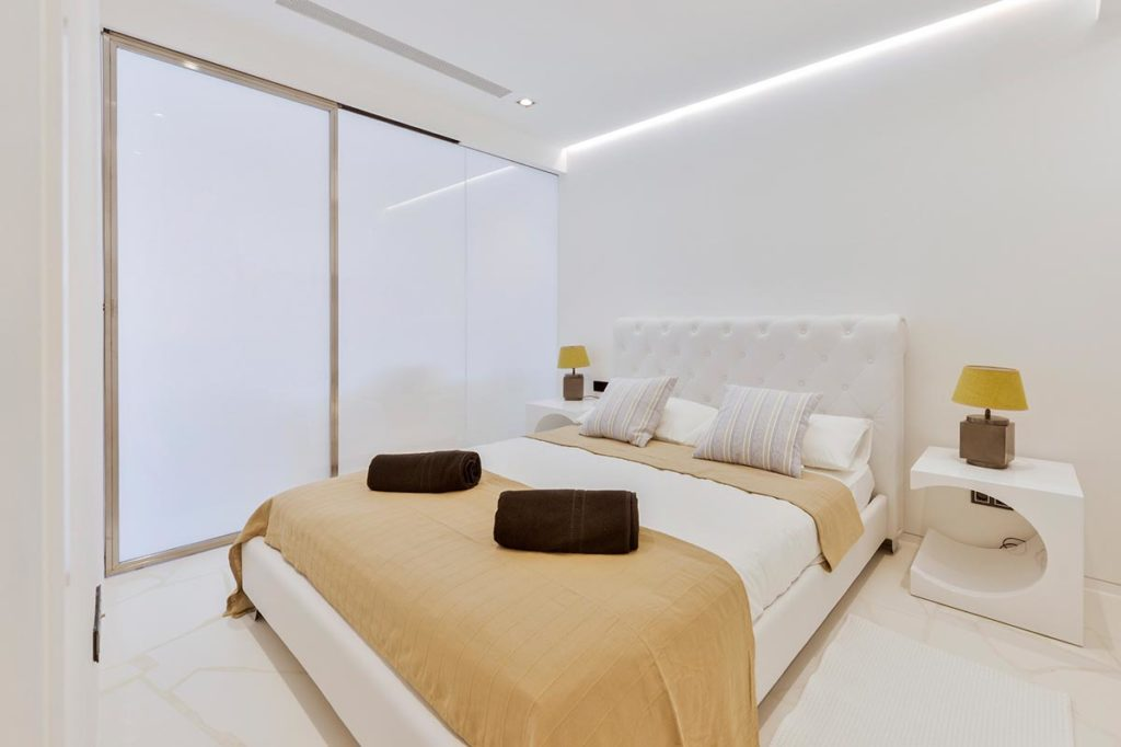 Ibiza Villa Vip Bedroom With A View Luxury Exclusive