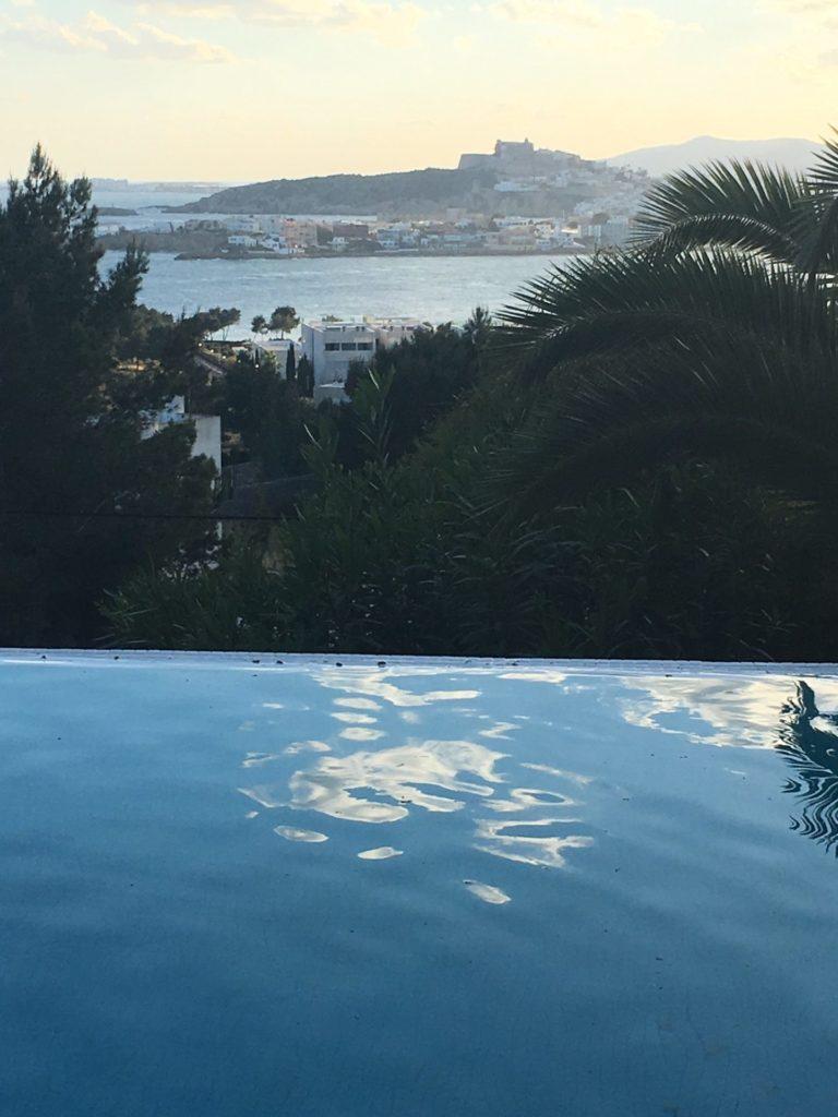 Infintiy Pool Talamanca Ibiza