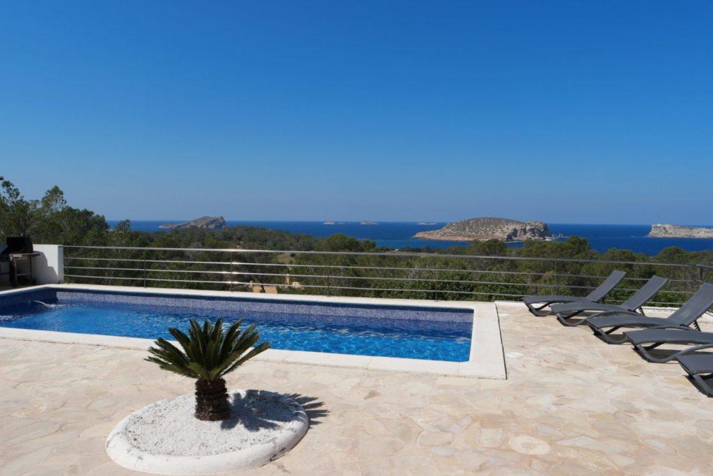 Island Garden Luxury Villa With Private Pool Ibiza