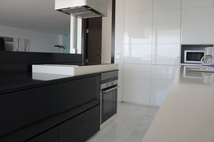 Kitchen Vills Ibiza Chic Modern Luxury Chef