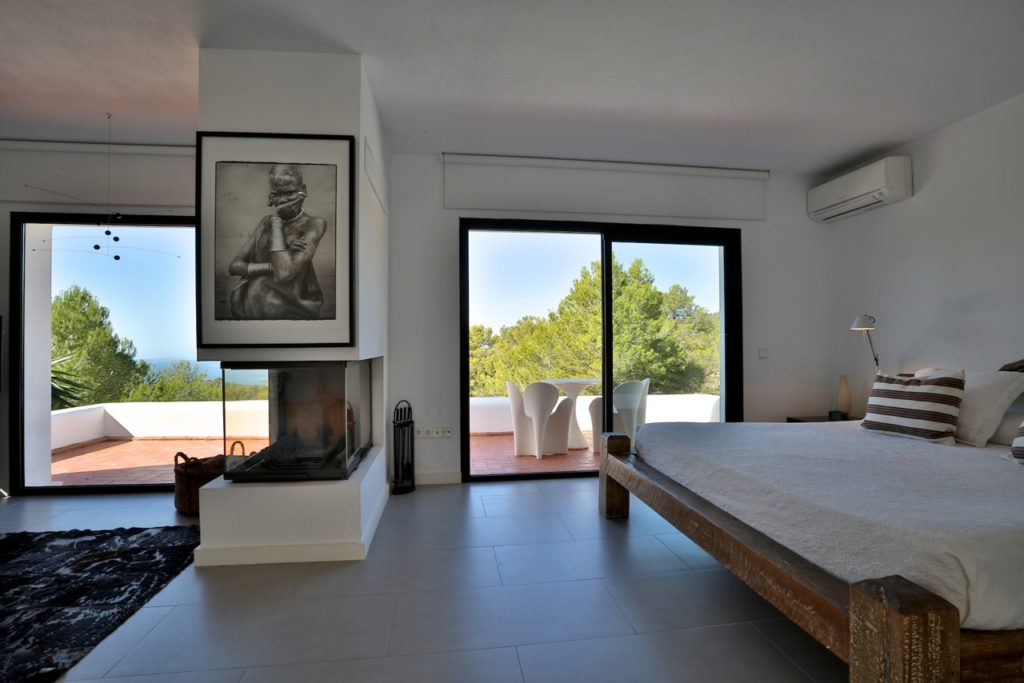 Large Size Bedrooms Suites Ibiza