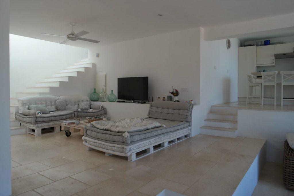 Living Room Ibiza Villa Spacious