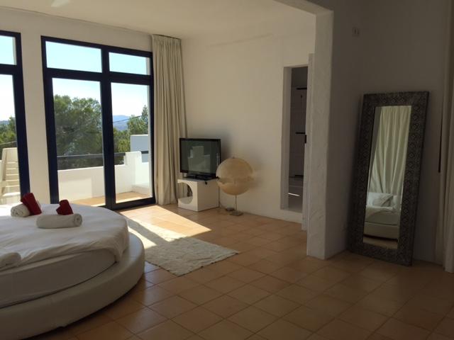 Living Room Ibiza Villa Views