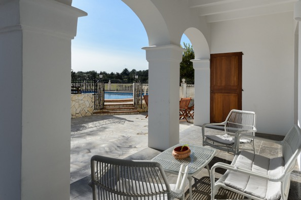 Lounge Area Villa Ibiza