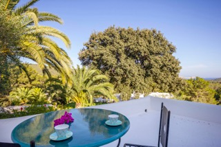 Luxury Homes Ibiza Porroig Terrace