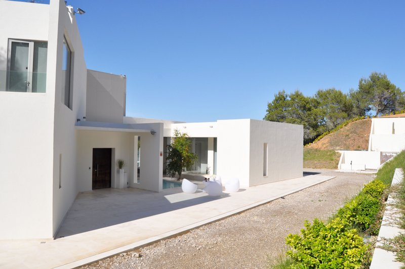 Luxury Ibiza Villas For Sale Cala Tarida 0472