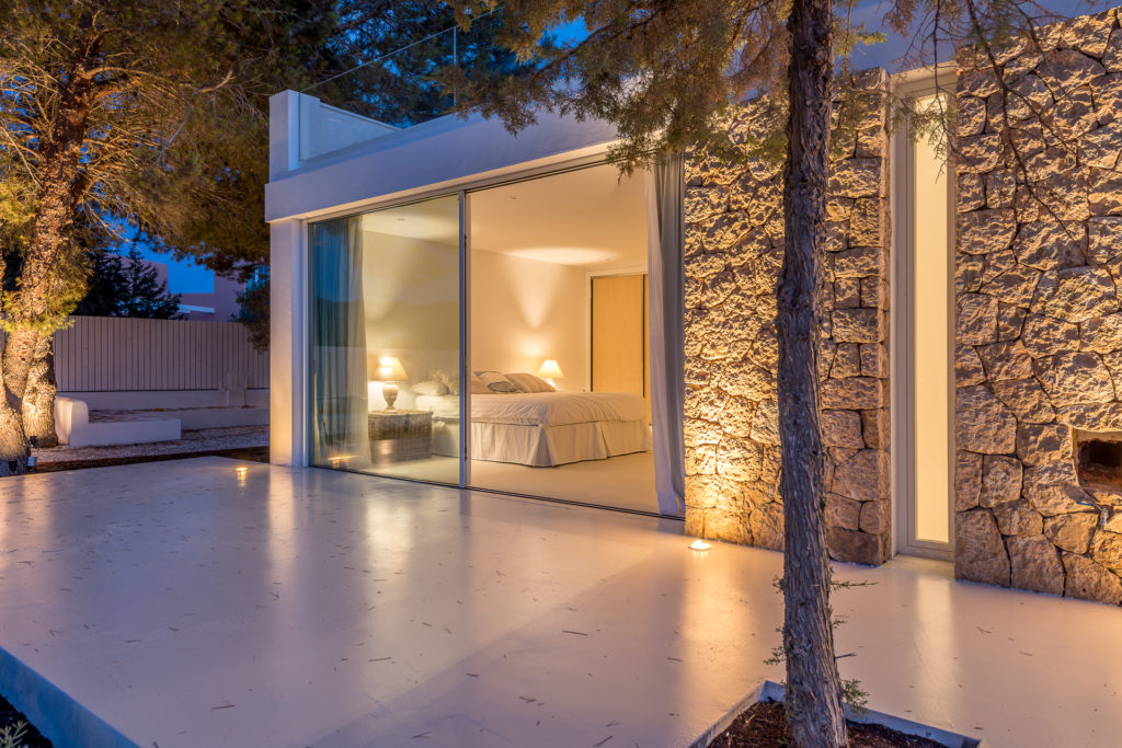 Luxury Luxe Sophisticated Modern Stunning Ibiza Villa Unique
