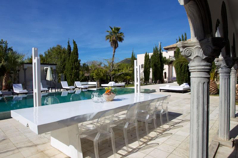 Luxury Rentals Ibiza Villa Cala Jondal 11