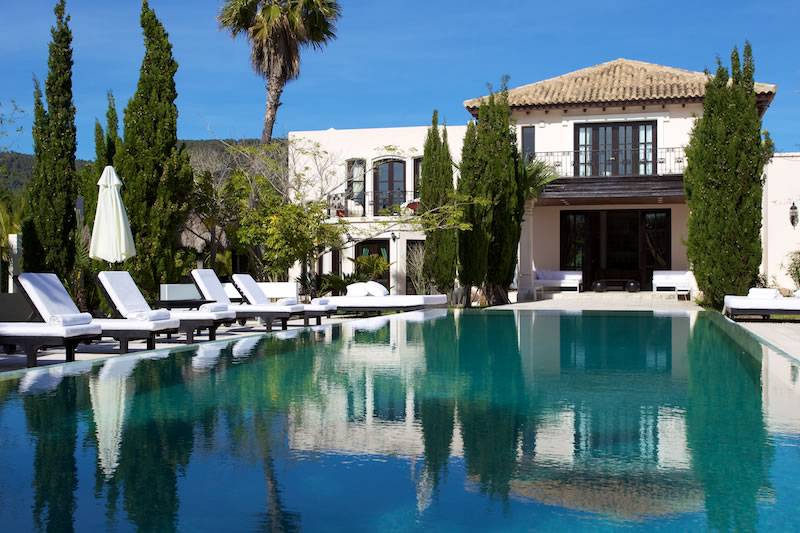 Luxury Rentals Ibiza Villa Cala Jondal 12