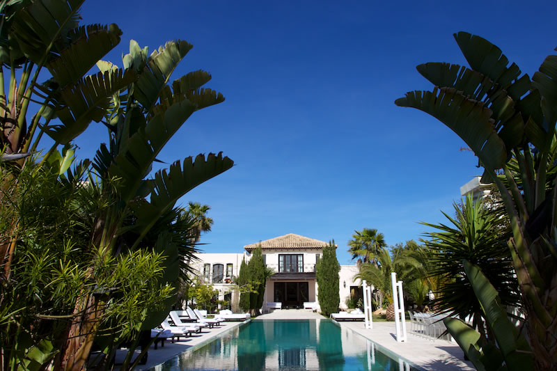 Luxury Rentals Ibiza Villa Cala Jondal 13