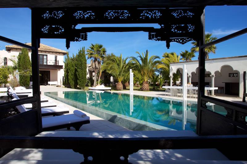 Luxury Rentals Ibiza Villa Cala Jondal 18