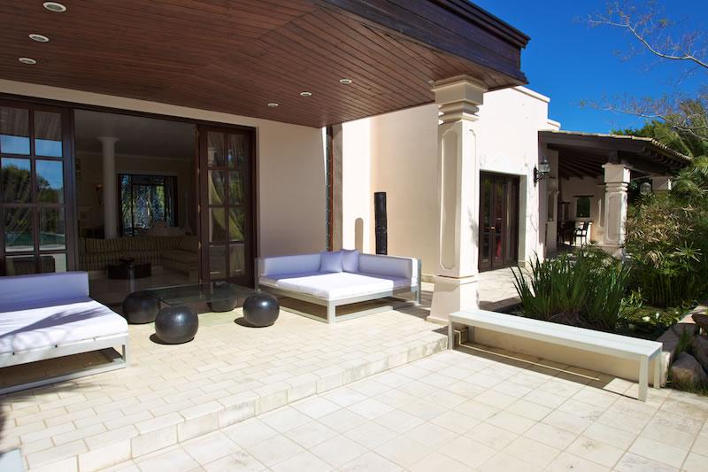 Luxury Rentals Ibiza Villa Cala Jondal 3