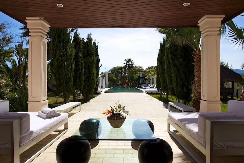 Luxury Rentals Ibiza Villa Cala Jondal 8