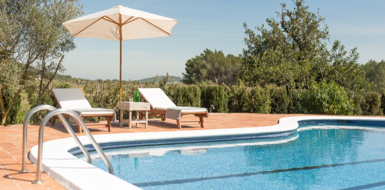Luxury Villa Enjoy Live Pool Area Ibiza