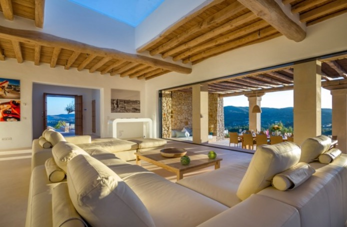 Luxury Villas Spain Ibiza Magnificent Views
